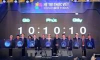 Gründung der Abteilung für die Entwicklung der Digitalisierung des vietnamesischen Talent-Systems