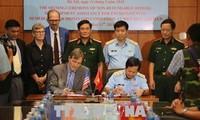 Die USA und Vietnam unterzeichnen die Vereinbarung zur Entseuchung des Dioxin-Giftstoffs in Bien Hoa