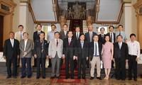 Schüler in Ho Chi Minh Stadt und der japanischen Provinz Nagasaki verstärken den Austausch