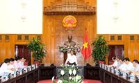 Aufbau der E-Regierung zum Kampf gegen die Korruption und die Bürokratie