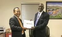 Vietnam verstärkt die Zusammenarbeit mit Angola und Namibia