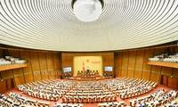 Das Parlament berät das geänderte Gesetz zur Korruptionsbekämpfung