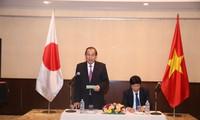 Vize-Premierminister Truong Hoa Binh besucht Japan