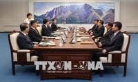 Hochrangige Militärgespräche zwischen Nord- und Südkorea