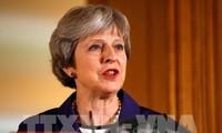 Die britische Premierministerin ruft zur  Solidarität zur Lösung der Brexit-Frage auf