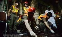Mindestens 13 Tote bei einem Selbstmordanschlag in Pakistan