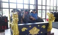 Virtuelle Realität-Tour - Den verschollenen Kaiserpalast suchen