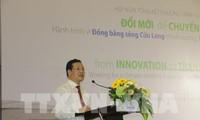 Änderungen für ein wohlhabendes und nachhaltiges Mekong-Delta