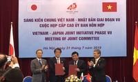 Beginn der gemeinsamen Initiative zwischen Vietnam und Japan