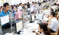 Elf Ministerien und Behörden reduzieren die Hälfte der Geschäftsbedingungen