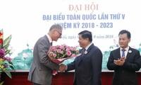 Nguyen Chi Dung wird zum Vorsitzenden der Vietnam-Deutschland-Freundschaftsgesellschaft gewählt