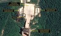 Nordkorea baut die Raketen-Startanlage Sohae ab