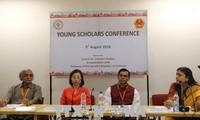 Der Verband der jungen Akademiker von Vietnam und Indien verstärken die bilaterale Beziehung