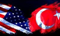 Die Spannungen zwischen den USA und der Türkei halten an