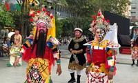 Eröffnung des Festivals für das vietnamesische Puppentheater 2018
