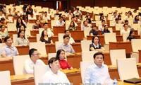Verbesserung der Arbeit des Parlaments
