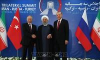 Syrien-Gipfel: Gemeinsame Erklärung für politische Maßnahmen