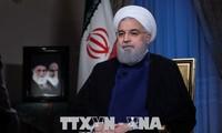 Iran bekräftigt die nationalen Kräfte