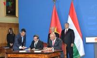 """Die Beziehungen zwischen Vietnam und Ungarn auf """"umfassende Partnerschaft"""" heben"""