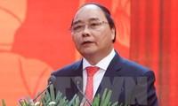 Premierminister Nguyen Xuan Phuc ist der Vorsitzende der nationalen Kommission für E-Regierung