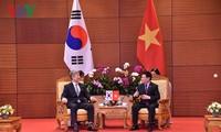 Rechnungshöfe Vietnams und Südkoreas tauschen Möglichkeiten für eine Zusammenarbeit aus
