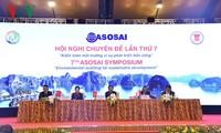 Der vietnamesische Rechnungshof leistet Beitrag zur Verbesserung der Rechnungskontrolle in ASOSAI