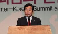 Südkoreas Premierminister reist zur Staatstrauer für Staatspräsident Tran Dai Quang nach Vietnam