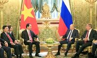 Staatspräsident Tran Dai Quang und seine Beiträge für Vietnam
