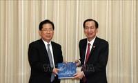 Ho Chi Minh Stadt verstärkt die Zusammenarbeit im Tourismus mit NEAR