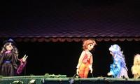 Das internationale Puppentheater-Festival in Hanoi