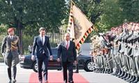 Hochrangige Gespräche zwischen Vietnam und Österreich