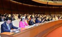 Abgeordnete zeigen sich zuversichtlich für das Wirtschaftswachstum