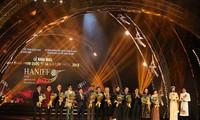 Eröffnung des Filmfestivals in Hanoi