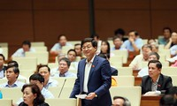 Die Erneuerung in der Fragestunde des Parlaments überzeugt die Bürger