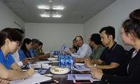 Acht Holz-Unternehmen in Binh Duong nehmen an NIRF-Projekt teil