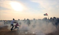 Die Spannung im Gazastreifen eskaliert