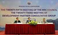 Die 25. Sitzung der Mekong-Flusskommission in Quang Ninh