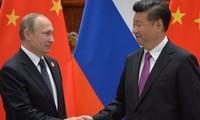 Russland und China wollen die bilateralen Beziehungen vertiefen