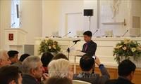 Eröffnung des Forums der Jugendliche Russlands und Vietnams