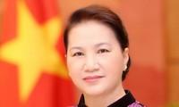 Parlamentspräsidentin Nguyen Thi Kim Ngan ist zu Gast in Südkorea