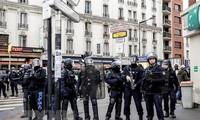 Frankreich verschärft die Sicherheitsvorkehrungen in Paris
