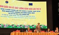 Vietnam will die Qualität der medizinischen Versorgung verbessern