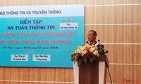 Vietnam führt Übung gegen große Cyberangriffe