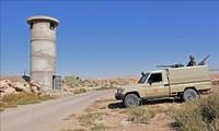 Syrien billigt den Angriff durch den Irak auf den IS