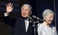 Letzte Neujahrsansprache des japanischen Königs Akihito vor dessen Rücktritt