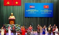 Feier zum 60. Nationalfeiertag von Kuba