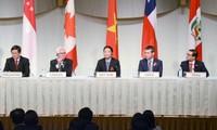 Vietnam nimmt an der ersten Sitzung des CPTPP-Rates teil