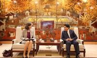 Hanoi und Kanada verstärken die Zusammenarbeit in verschiedenen Bereichen