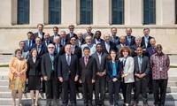 Der erste Vietnamese in der Völkerrechtskommission der UNO