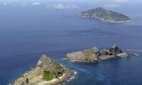 Japan beschuldigt chinesische Schiffe seine Hoheitsgewässer verletzt zu haben
